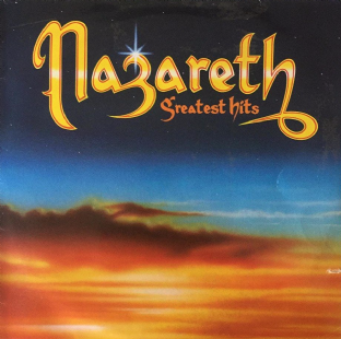 Nazareth - Greatest Hits (LP) (G-VG/G++)